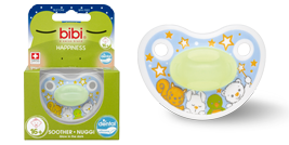 bibi Happiness Dental Glow In The Dark