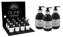 Oline Handwash Display Black